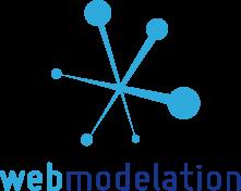 Webmodelation Logo